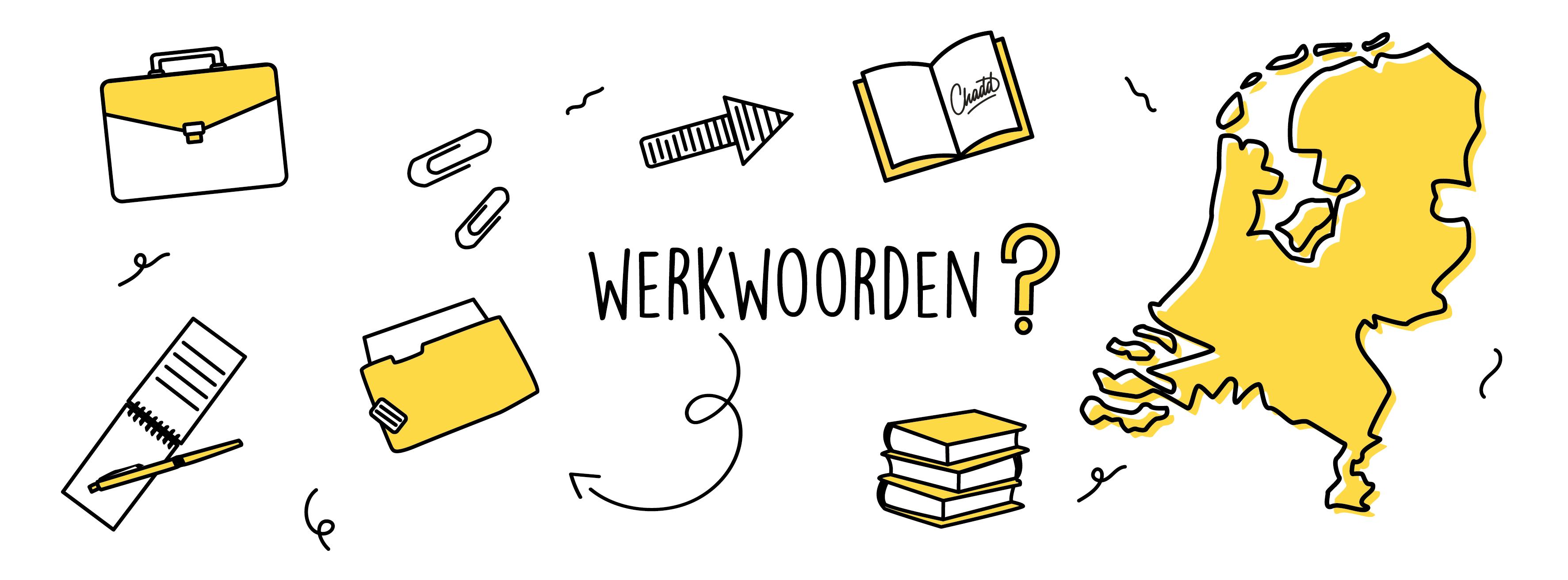 Nederlands: Werkwoordspelling uitleg - Mr  Chadd Academy