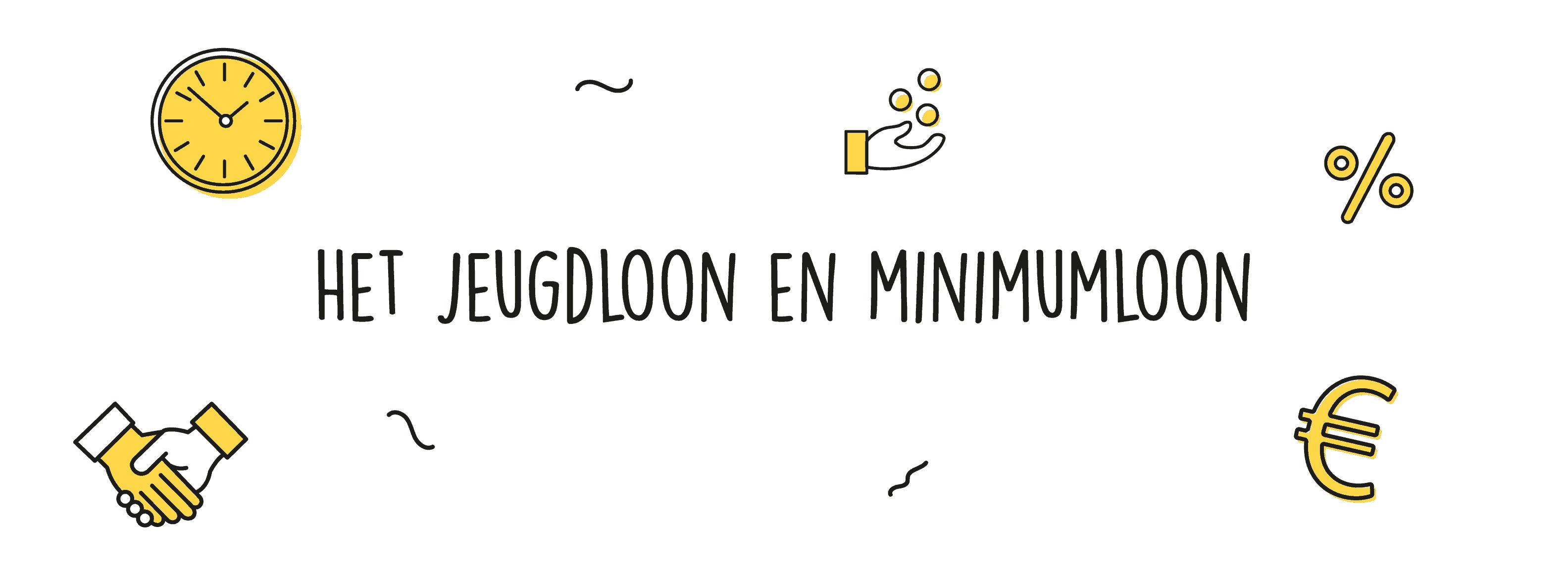 Jeugdloon en minimumloon