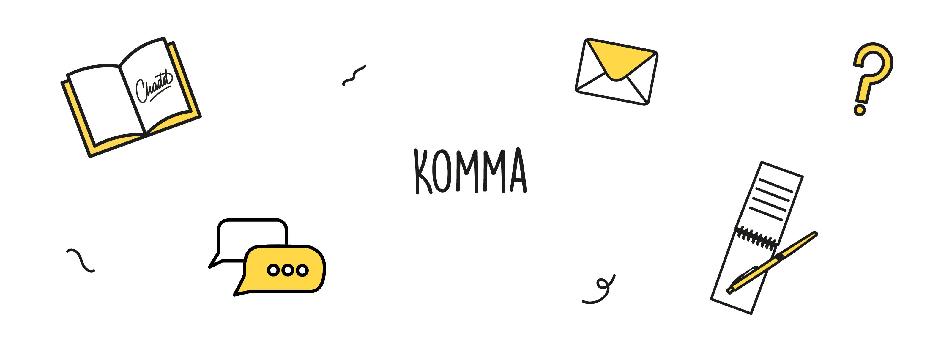 Komma