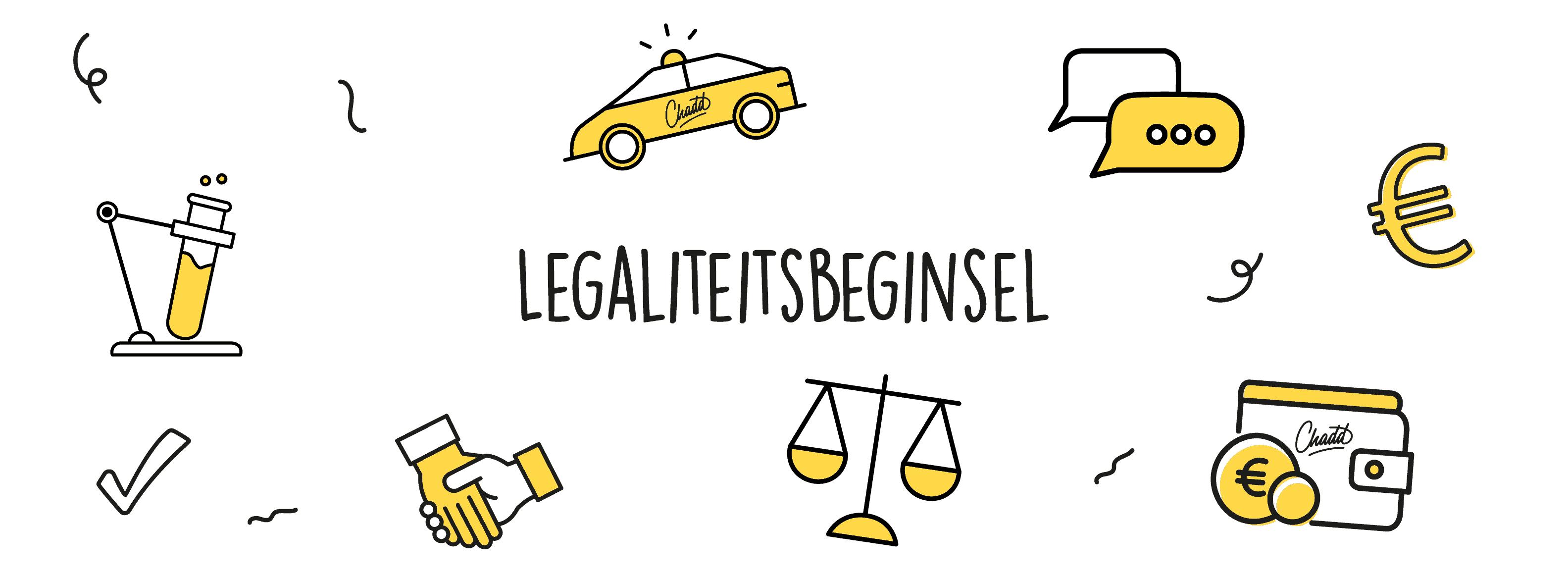 Legaliteitsbeginsel
