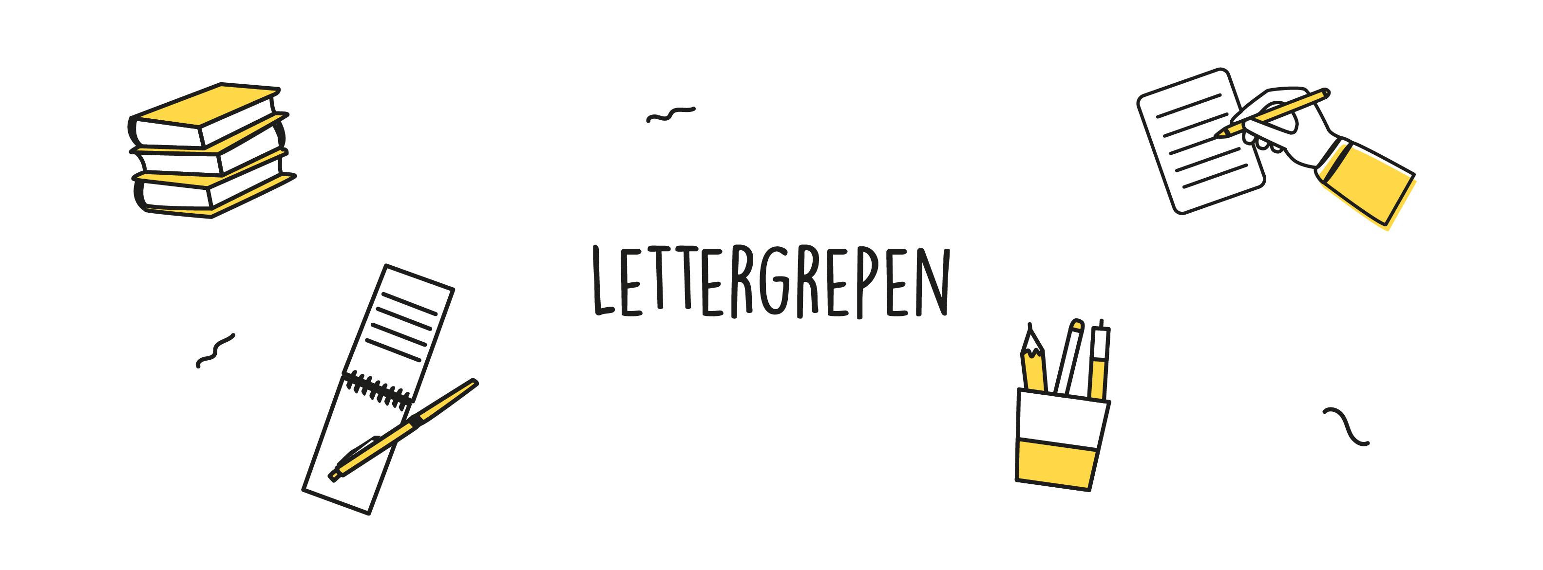 Lettergrepen