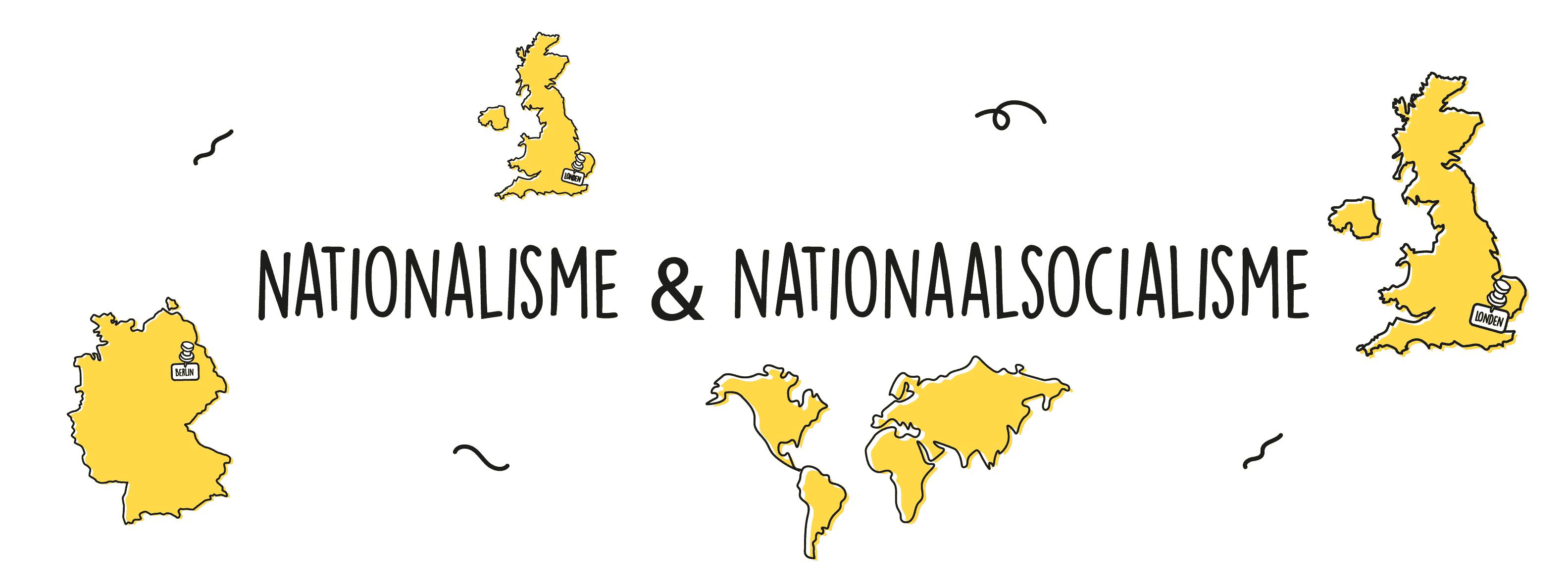 Nationalisme en nationaalsocialisme