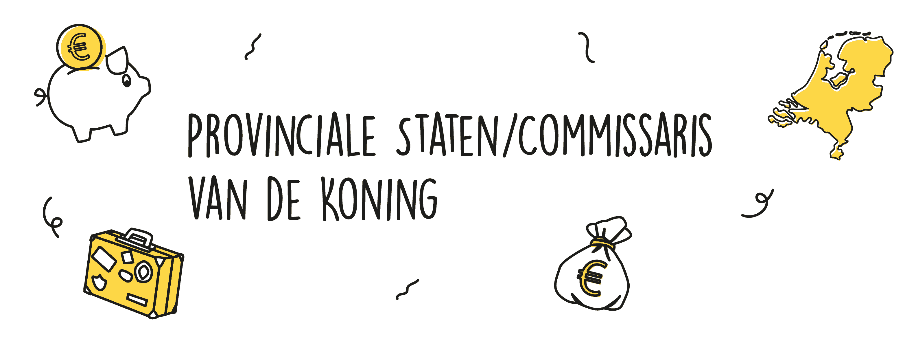 Provenciale Staten - Commisaris van de Koning