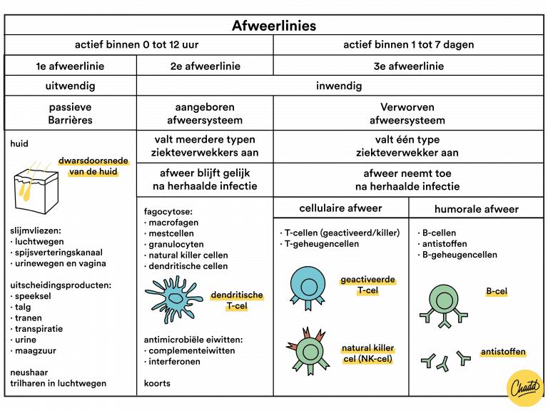 AFWEERSYSTEEM