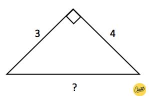 voorbeeld stelling van pyhtagoras