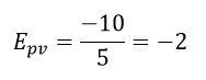 prijselasticiteit voorbeeld 1